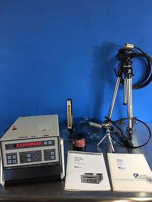Met One Laser Particle Counter A2400 w/ Manuals and Accessories 115V