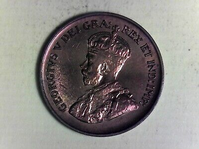 1932 Canada 1 Cent. Very nice high grade coin. Includes Free shipping in US.