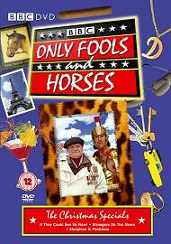 Only Fools And Horses - Christmas Specials (DVD, 2004, 3-Disc Set, Box Set)