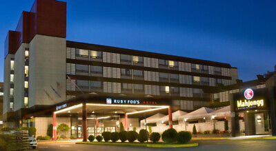 Hotel Ruby Foo's in Montreal Quebec - 2 Night Hotel Stay in Deluxe Room for Two