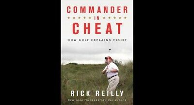 Commander in Cheat: How Golf Explains Trump  [PDF]  ORIGINAL ⚡⚡Fast Delivery⚡⚡
