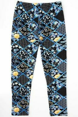 Midnight Beauty Amazing Buttery Soft Leggings Kid's S-M-L