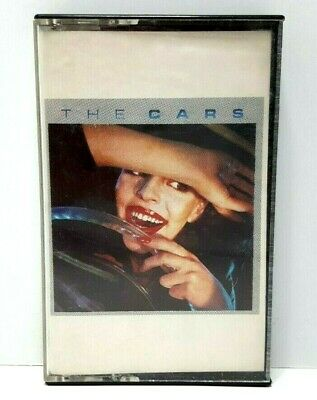 The Cars Audio Cassette Tape 1978 Vintage Good Times Roll My Best Friends Girl