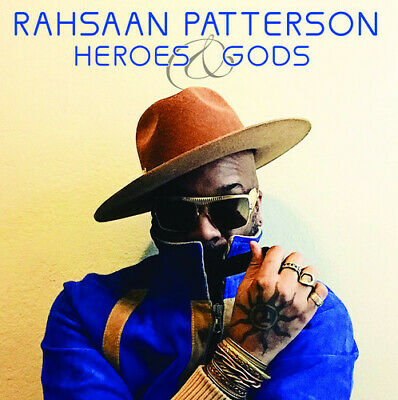 Rahsaan Patterson **Heroes & Gods **BRAND NEW CD