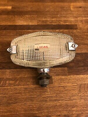 Lucas Model L494 Reverse  Lamp Jaguar Xk 120 Xk 140 Mg T Series Sunbeam
