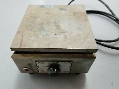 Thermolyne Hot Plate HP-A1915B Type 1900 Lab/Chemistry Tested Working
