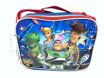 00f1ea00e198 DISNEY PIXAR TOY Story 4 Lunch Box Bag Insulated Soft Case with ...