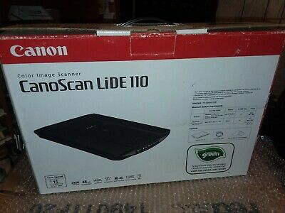 Canon lide 110 scanner driver for windows xp sp3 | Canon