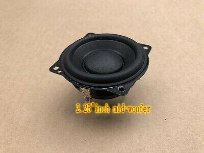 "2pcs For JBL 2.25""inch 8Ω 20W Middle woofer Neodymium speaker Home Audio Parts"