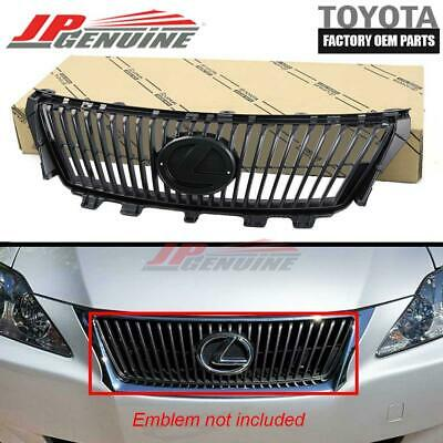 NEW GENUINE 2009-2011 LEXUS  IS250 IS350 FRONT RADIATOR GRILL  53112-53140