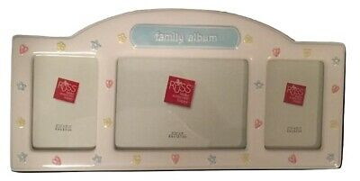 RUSS BERRIE Precious Keepsakes Picture Frame