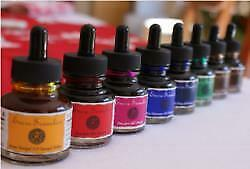 Sennelier Traditional Shellac Ink - Choose your colour (30ml)