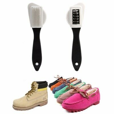 1pcs Eraser Shoe Cleaning Brush 3 Side Nubuck Boot Home Shoe Cleaner Suede Tools
