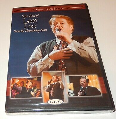 The Best Of Larry Ford From The Homecoming Series (DVD, 2009) NEW Gaither Gospel