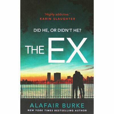 The Ex by Alafair Burke (Paperback), Fiction Books, Brand New