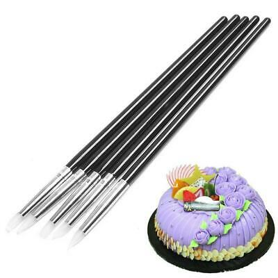 Cake Silicone Gel Brush Fondant Cake Decoration Shaping Pens Cake Pastry RNNR 01
