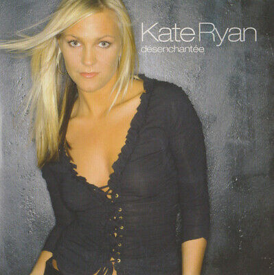 (MYLENE FARMER) vs KATE RYAN  ** DESENCHANTEE / UR (MY LOVE) **  RARE CD PROMO