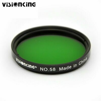 Visionking 2 Inch 58 Green Filter Glass Astronomical Telescope Eyepiece Lens