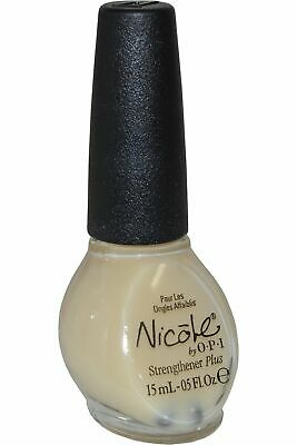 Nicole by OPI Strengthener Plus 15ml For Weak Nails