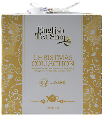 Englischer Tee Shop Bio Christmas Collection Gold Pack