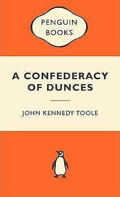 NEW A Confederacy Of Dunces: Popular Penguins by John Kennedy Toole Paperback