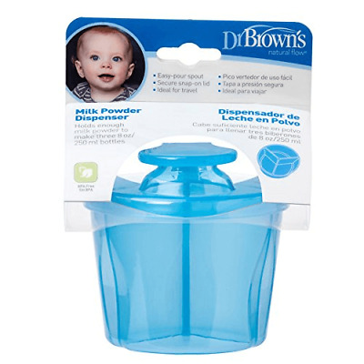 Dr Browns Milk Powder Dispenser – Blue