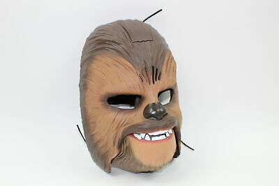 Star Wars Movie Roaring Chewbacca Wookiee Sounds Mask – Funny GRAAAAWR Noises,