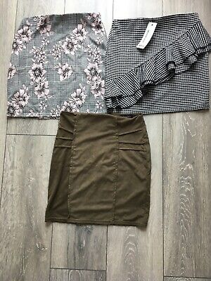 New Ladies Skirt Bundle Size 6 & 8