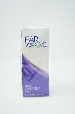 Earwax MD Earwax Removal Clinically Proven (H-4)