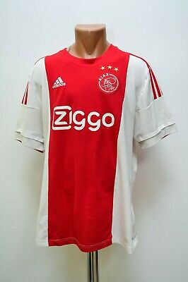 31393e2887d Ajax Amsterdam 2015/2016 Home Football Shirt Jersey Adidas Size Xl Adult