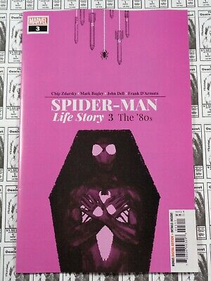 Spider-Man Life Story (2019) Marvel - #3, The 80s, Zdarsky/Bagley, NM