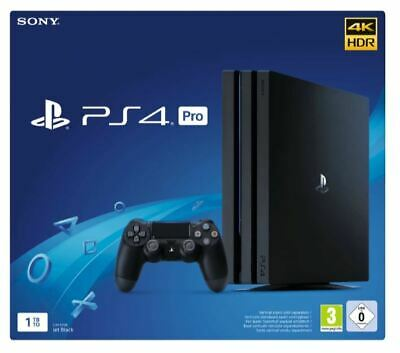 SONY Playstation 4 PS4 PRO - Neues Modell: CUH-7216B 1TB - NEU OVP