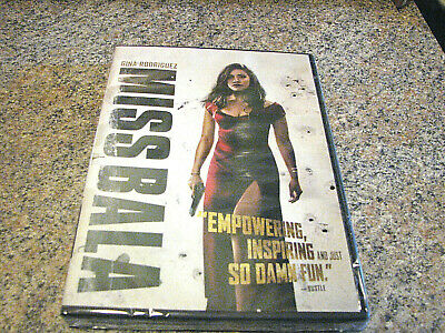 Miss Bala (Dvd 2019) Brand New & In Stock Now~With First Class Shipping/Tracking