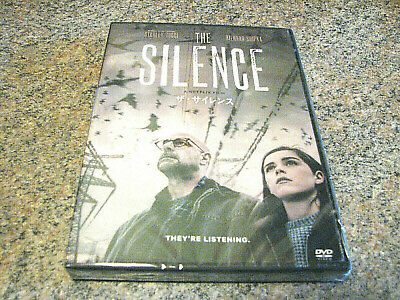 The Silence (Dvd 2019) Brand New, In Stock With 1St Class Shipping/Tracking #