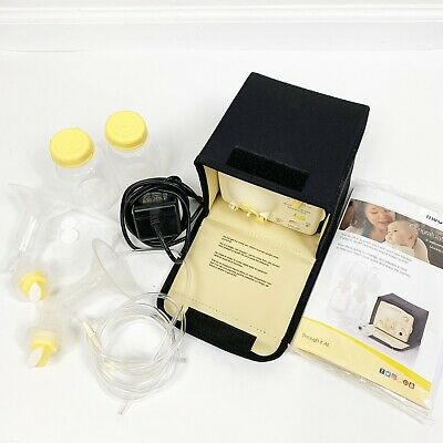 Medela Pump In Style Advanced Double Breast Pump Starter Set