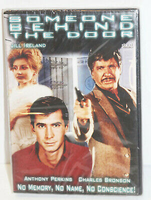 Someone Behind the Door (DVD, 2006) Charles Bronson, A.Perkins - New Sealed NIP