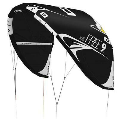 new 2017 CORE FREE  8m black version  kite only and bag