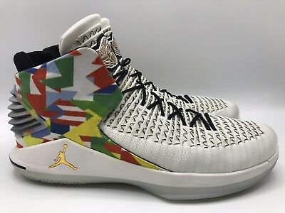 hot sale online 472a5 48309 Nike Air Jordan 32 Player Exclusive Us 15 Latin Nights Promo Sample Pe Xxxii