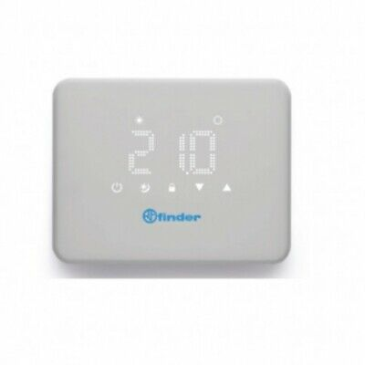 Finder 1T9190030000 Termostato Ambiente Bliss