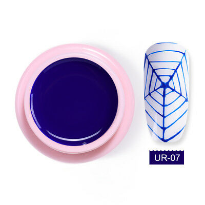 UR SUGAR 5ml Spider Gel Polish Soak Off UV Gel Elastic Drawing Nail Gel Varnish