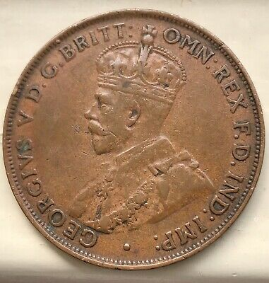 1936 Commonwealth Of Australia One Penny - - Proof - - Collectors Coin