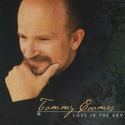 Tommy Coomes - Love Is The Key (CD Used Very Good)
