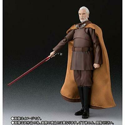 S.H.Figurines Star Wars Revenge Of The Sith Count Dooku Action Bandai 180582