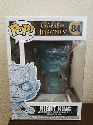 Funko Pop! Tv Game Of Thrones Crystal Night King W/Dagger In Chest (In Stock)