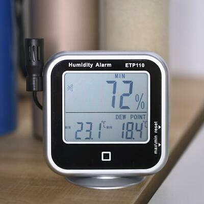 ETP110 Digital Thermo- Hygrometer Humidity Dew Point Meter for Home /Laboratory