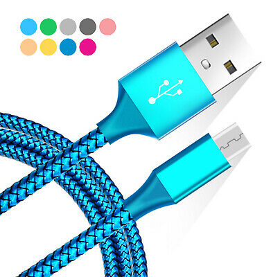 For Samsung Galaxy S9 FAST Charging Type-C USB C Data Sync Cable Cord Charger Id