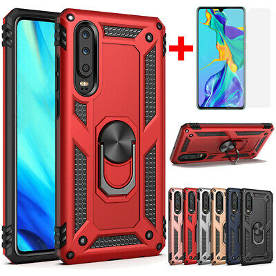 Hybrid Shockproof Cover Heavy Duty Hard Case For Huawei P30 Mate 20 30 Pro Lite
