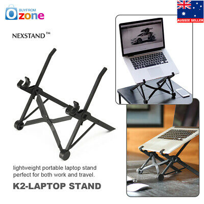 NEXSTAND K2 Folding Laptop Notebook Stand Mount Holder Height Adjustable