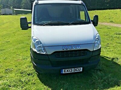 Iveco Daily Auto 2.3 HPI Tipper 35211 Long Wheel Base.  NO VAT.