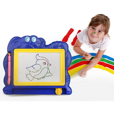 Light Magnetic Drawing Board Toy Toddler Doodle Writing Sketch Pad Toys for Kids
